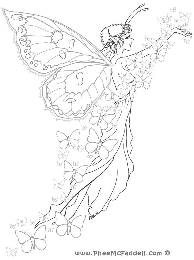 Beautiful, Coloring and Coloring pages on Pinterest