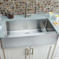 17 Best ideas about Stainless Farmhouse Sink on Pinterest ...