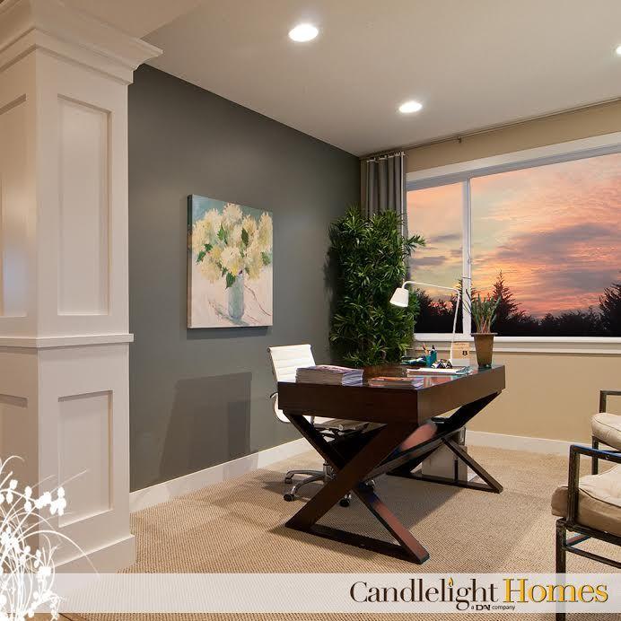 wwwCandlelightHomescom utah homebuilder white pillar