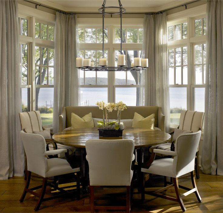 The 25 Best Ideas About Bay Window Curtains On Pinterest Bay