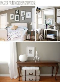 liking this gray beige color. | Bedroom Design Ideas ...