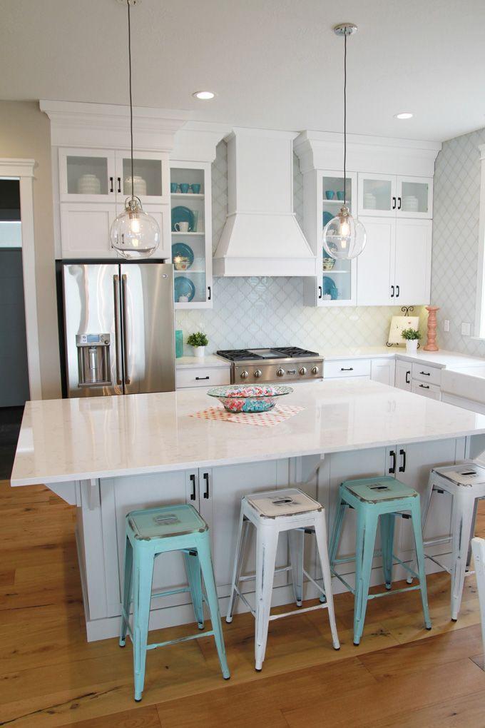25 best ideas about Coastal kitchens on Pinterest  Beach