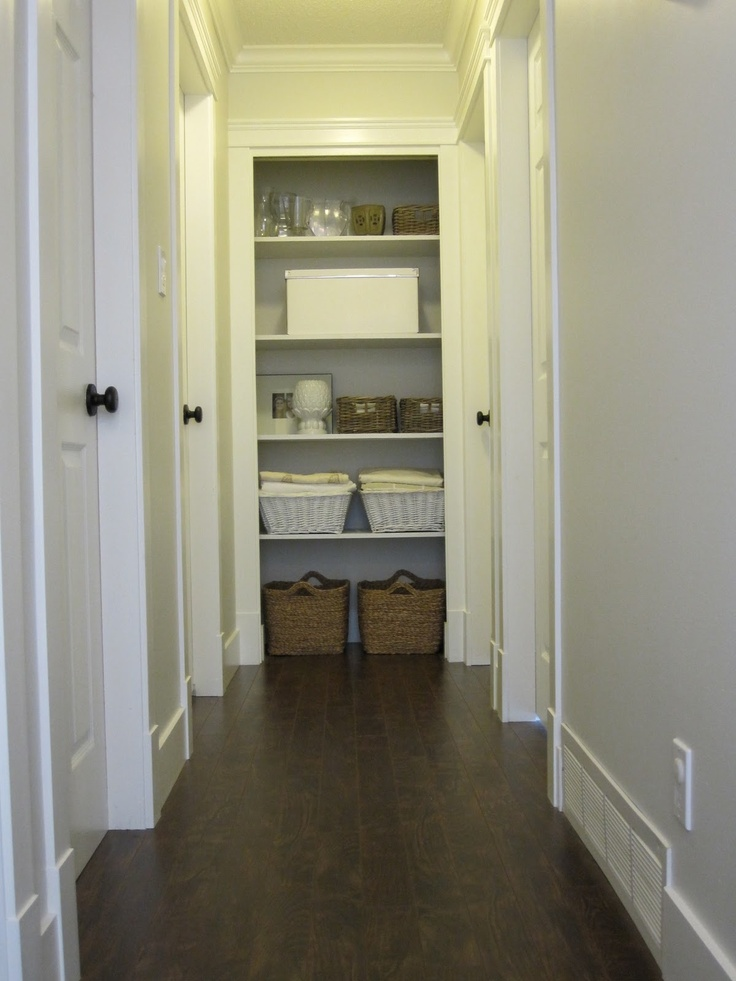 15 best images about Hallway closet ideas on Pinterest