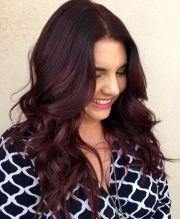 dark red hair ideas