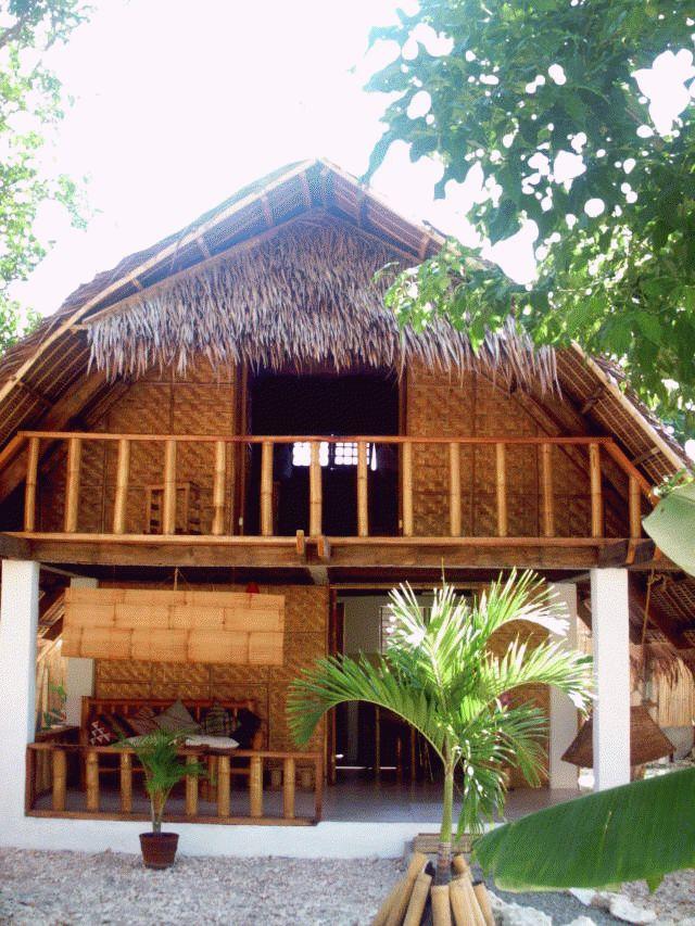 Philippines Native House Design Http Www Beachresortfinder Com  Bamboo  Pinterest  House