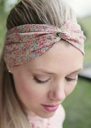 flora fifties style headband