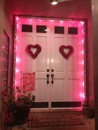 267 best ideas about Valentine's Day Door / Porch Ideas on ...