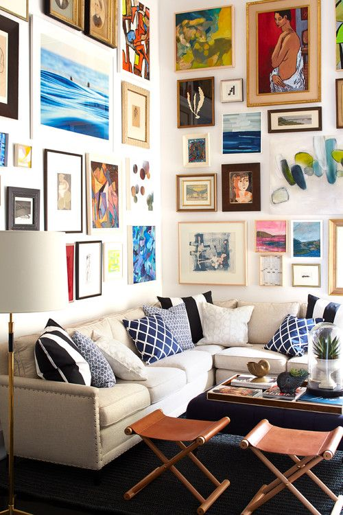 ralph lauren home chesterfield sofa steel los angeles 23 living rooms inspired by pinterest - messagenote