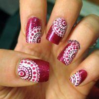 25+ best ideas about Paisley Nail Art on Pinterest | Fall ...