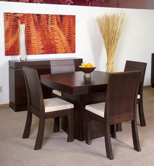 comedores modernos de madera  anuncolcom  comedores modernos en madera en medellindecocina   Juegos de Comedor  Pinterest  Colors