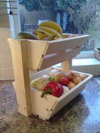 Fruit Basket For Kitchen Counter