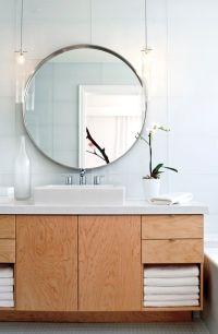 25+ best ideas about Bathroom mirrors on Pinterest ...