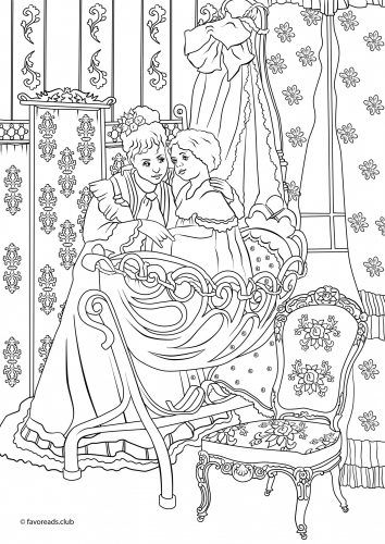 579 best images about Coloring Pages for Adults on
