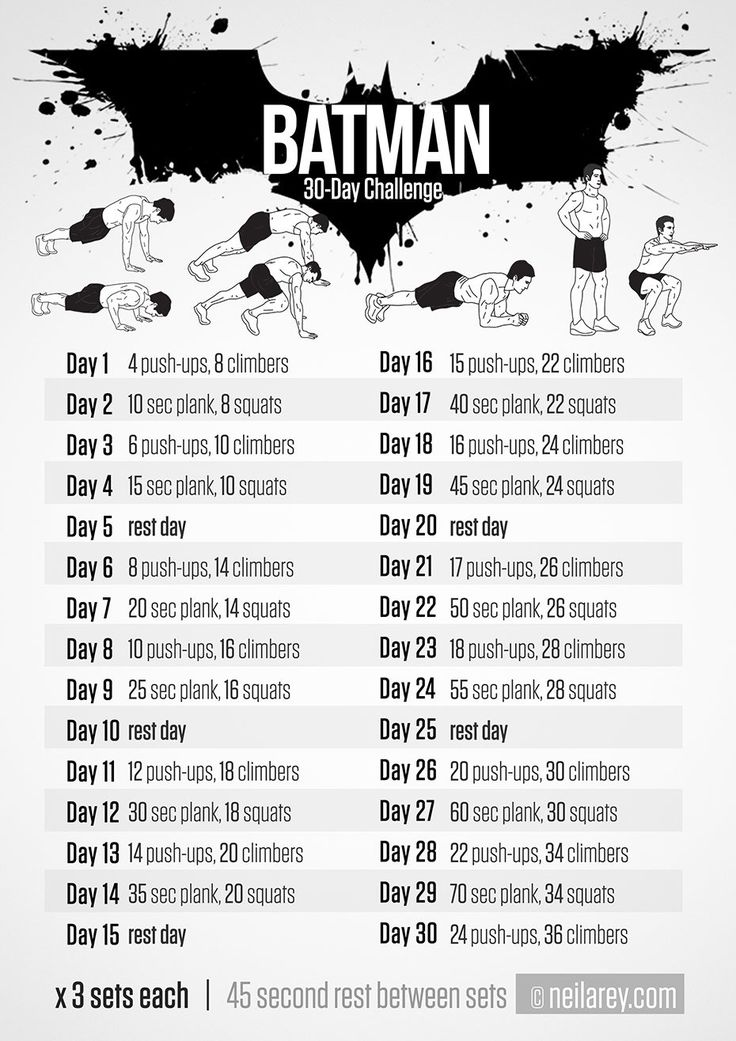 1000+ images about superhero workouts on Pinterest