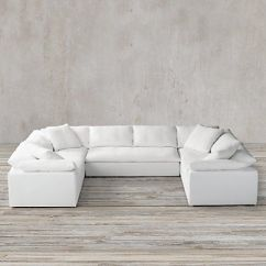 Big Living Room Sectionals Holiday Decorating Ideas Rooms Cloud Track Arm | Restoration Hardware St ...