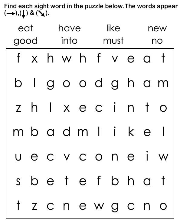 86 best images about Kindergarten worksheets on Pinterest
