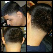 taper fade modern mens haircut