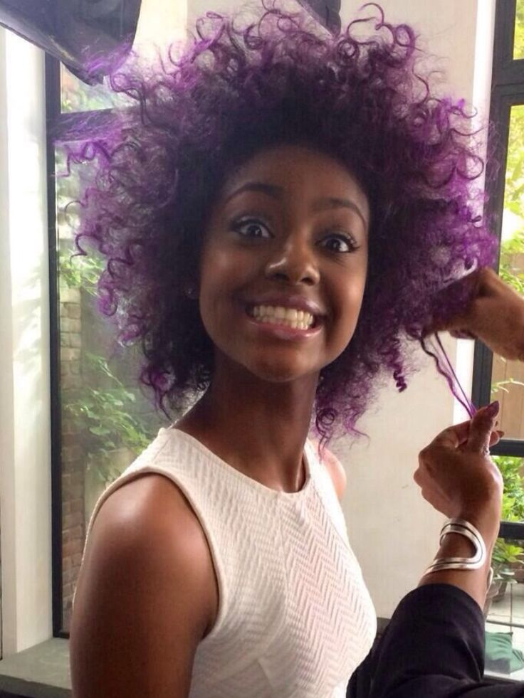 259 Best Images About Colored Women With Colored Hair On Pinterest