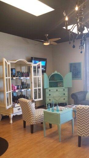 25 best ideas about Salon Waiting Area on Pinterest