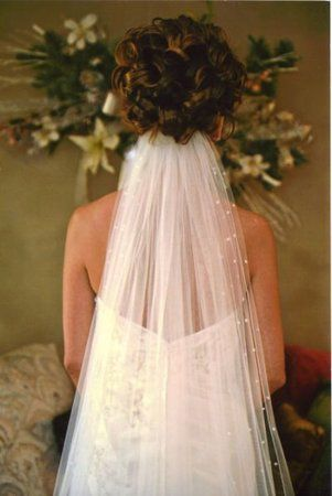 30 Big Hairstyles With Veil Underneath Wedding Hairstyles