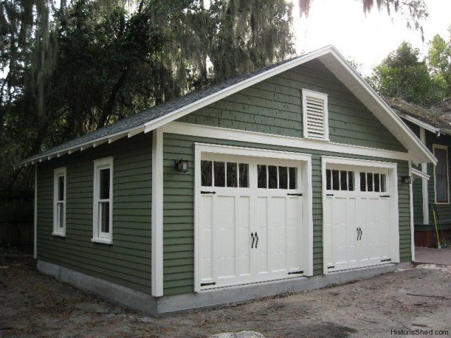17 Best ideas about Garage Shed on Pinterest  Detached