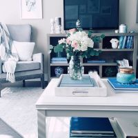 1000+ ideas about Blue Grey Rooms on Pinterest | Guest ...