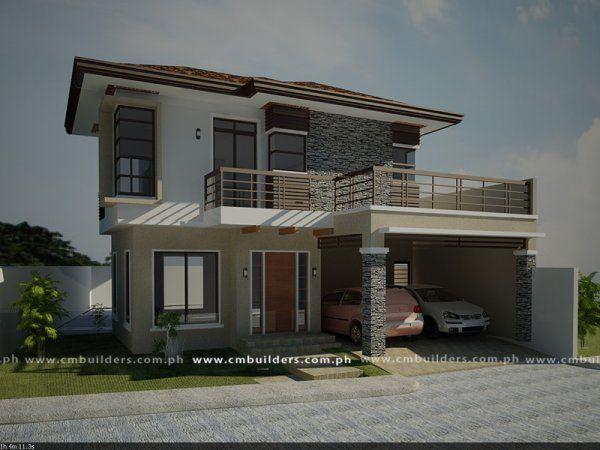Modern Zen Cm Builders Inc Philippines Home Ideas