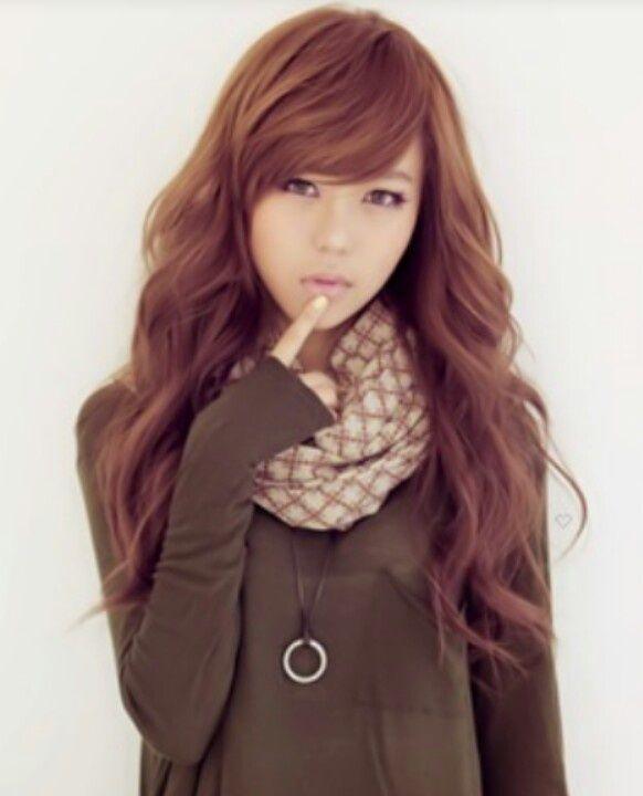 25 Best Ideas About Korean Hairstyles Women On Pinterest Korean