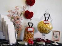 DIY Candy Buffet Setup - Bags & Scoops | Lynn's Wedding ...
