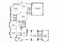 7 best images about C shape floor plan on Pinterest ...