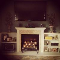 25+ best ideas about Diy fireplace on Pinterest | Fake ...