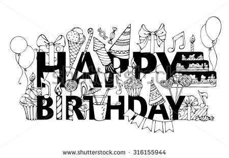 17 Best ideas about Happy Birthday Music Notes on
