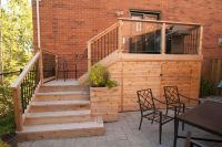 17 Best ideas about Small Deck Patio on Pinterest | Small ...