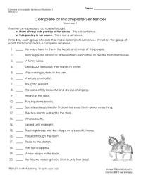 25+ best ideas about Incomplete Sentences on Pinterest ...
