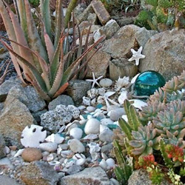 25 Best Ideas About Beach Theme Garden On Pinterest Beach