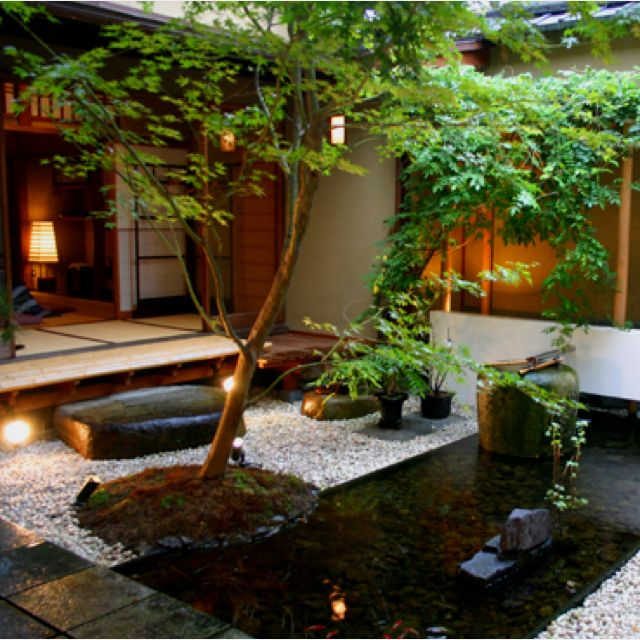 25 Best Ideas About Japanese Garden Backyard On Pinterest