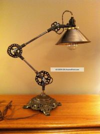 Best 25+ Steampunk lamp ideas only on Pinterest | Vintage ...