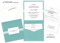 17 Best ideas about Tiffany Wedding Invitations on