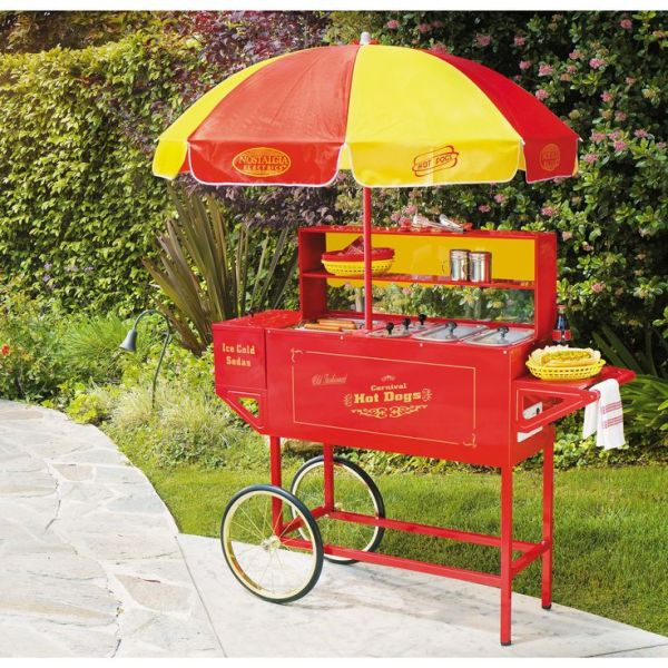 25 best ideas about Hot Dog Cart on Pinterest Hot dog