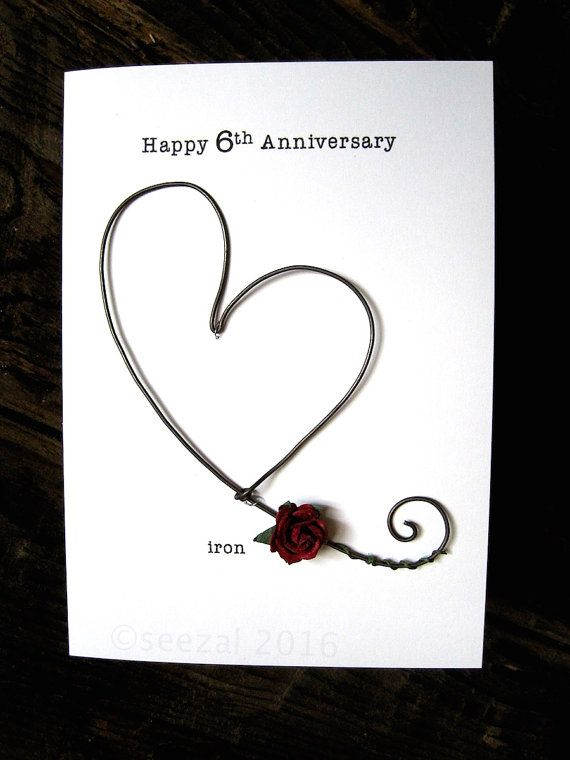 1000 ideas about 6th Wedding Anniversary on Pinterest
