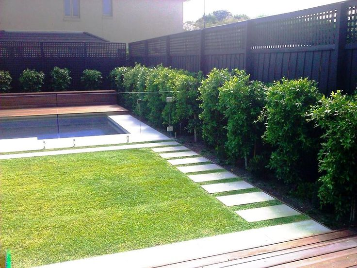 25 Best Ideas About Pool Landscaping On Pinterest Backyard Pool