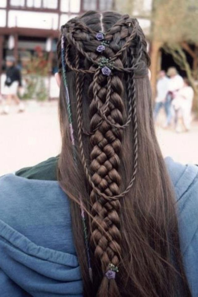 25 Best Ideas About Viking Hairstyles On Pinterest Lagertha