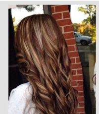 Hair, hair color, hair style, long hair, colored hair
