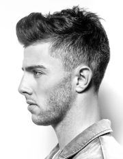mens cut side view work