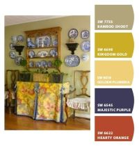 Paint colors from ColorSnap by Sherwin-Williams - FRENCH ...