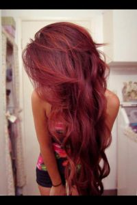 What Trendy Color Should You Dye Your Hair?   Coloured ...