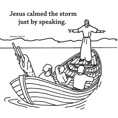 78 Best images about Jesus Calms the Storm on Pinterest