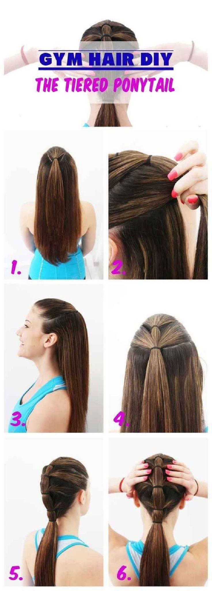 Liczba Najlepszych Obrazów Na Temat Yoga Hair Na Pintereście 14