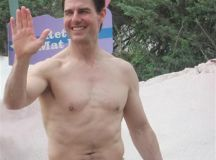 Hot celeb dads with six-pack abs   Toms, Young actors and Actors