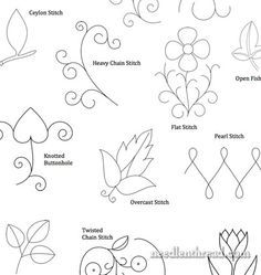 25+ best ideas about Bead Embroidery Patterns on Pinterest